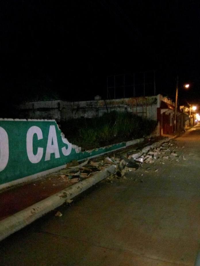 Daños preliminares del sismo de 7.0 (FOTOS) 19059435 1483867198344232 5213647649727999136 n