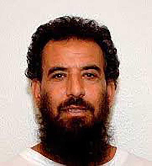 Abu Nassim, en una foto de su juventud