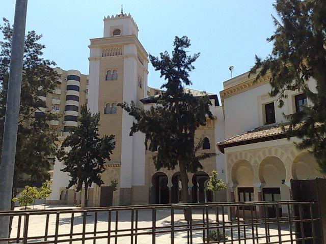 Mezquita de Málaga.