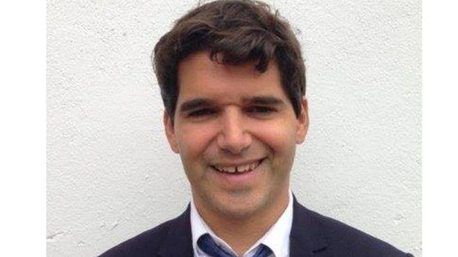 Ignacio Echeverría (de la página de Facebook de Joaquín Echeverría).