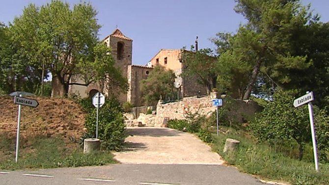 Uno de los 3.200 pueblos abandonados en España