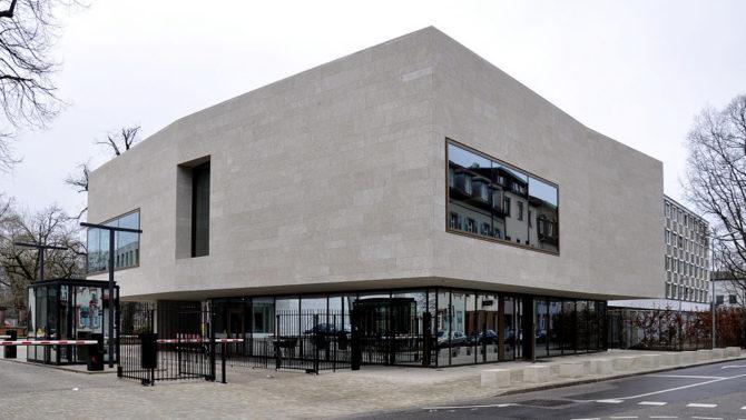 En la imagen, la sede del Bundesgerichtshof en Karlsruhe