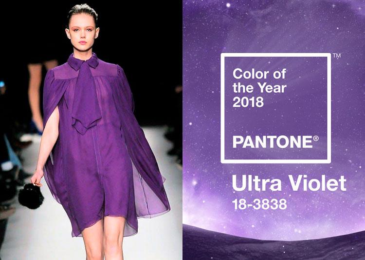 Ultravioleta: Pantone Anuncia Cor do Ano para 2018!
