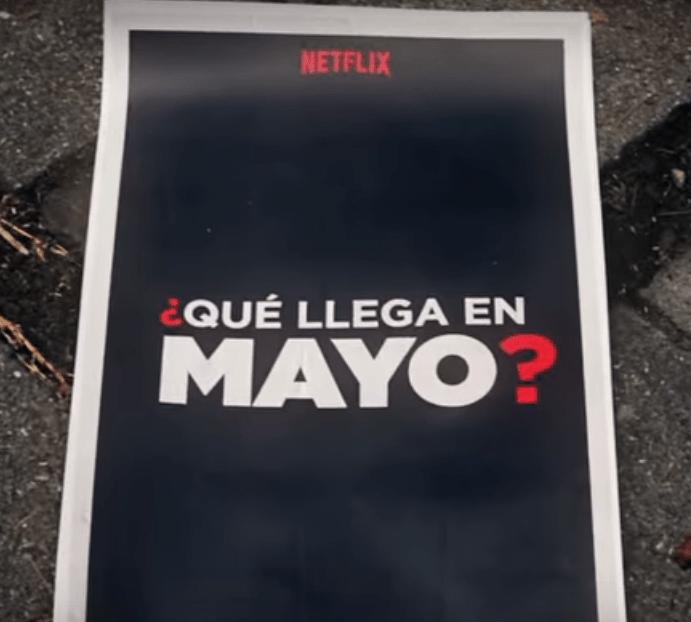 Se aproxima mayo y Netflix tiene ya su lista de estreno