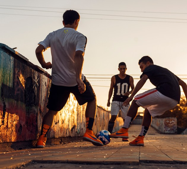 "Invitan a torneo de futbol ""de la calle a la cancha"""