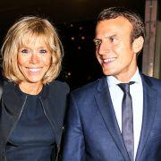 Esposa del nuevo presidente francés fue su maestra; le lleva 24 años