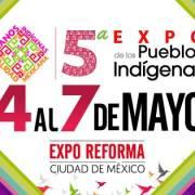 Hoy inicia la 5ª Expo de los pueblos indígenas en CDMX