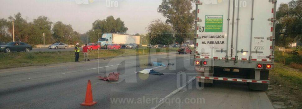 Cuatro muertos por accidente en la 57