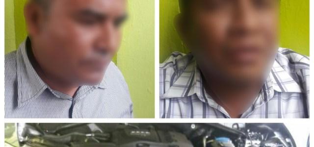 Detienen a ladrones que robaron en casa de la hermana de ex gobernador Pepe Calzada
