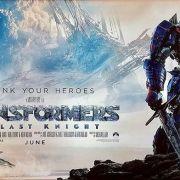 Desde la Caseta de Proyección (No.78) Transformers: El Ultimo Caballero