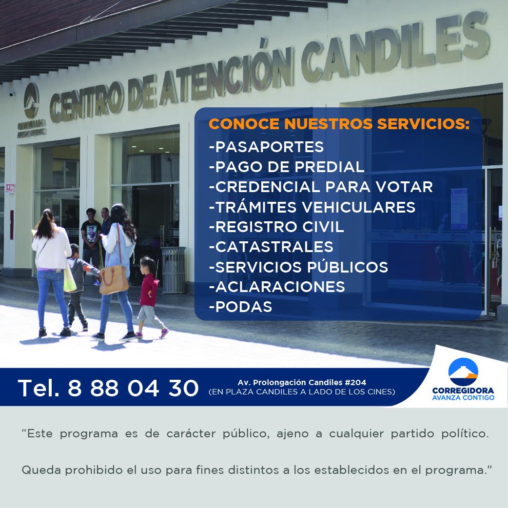 CAM Candiles