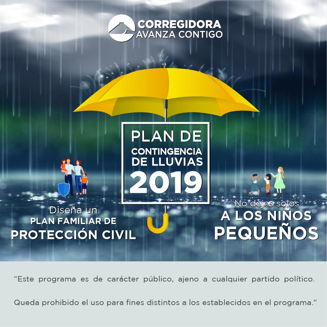 Lluvias Corregidora 2019