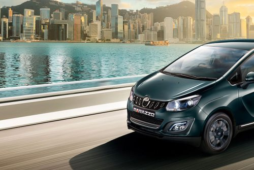 Mahindra Has Launched Its Superior MPV Mahindra Marazzo In India