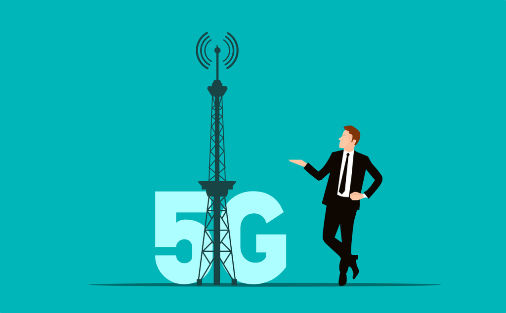 What is 5G technology and how it works.