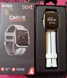 boAt launches Xplorer Smart Watch