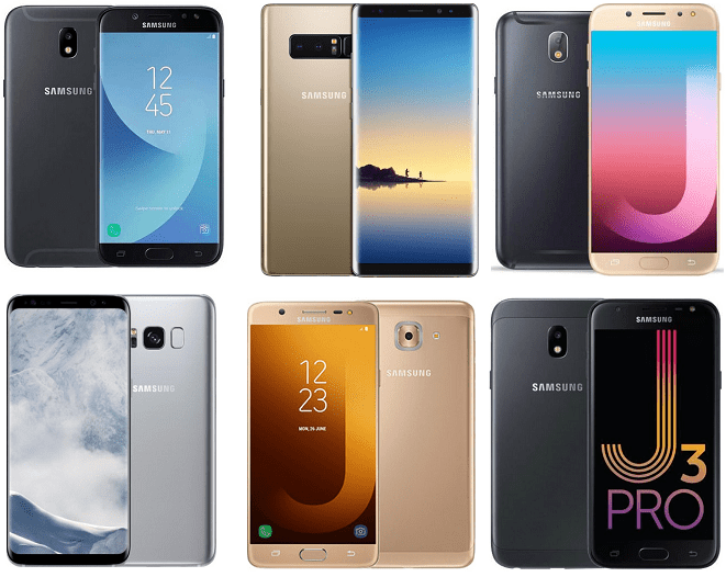 A Brief About Samsung Smartphones Including Their Price List in India