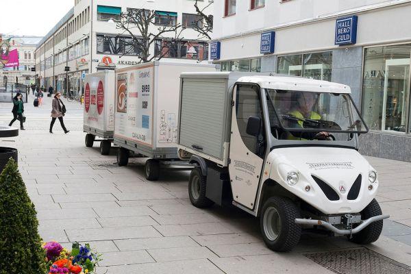 Food Crispy When Transporting