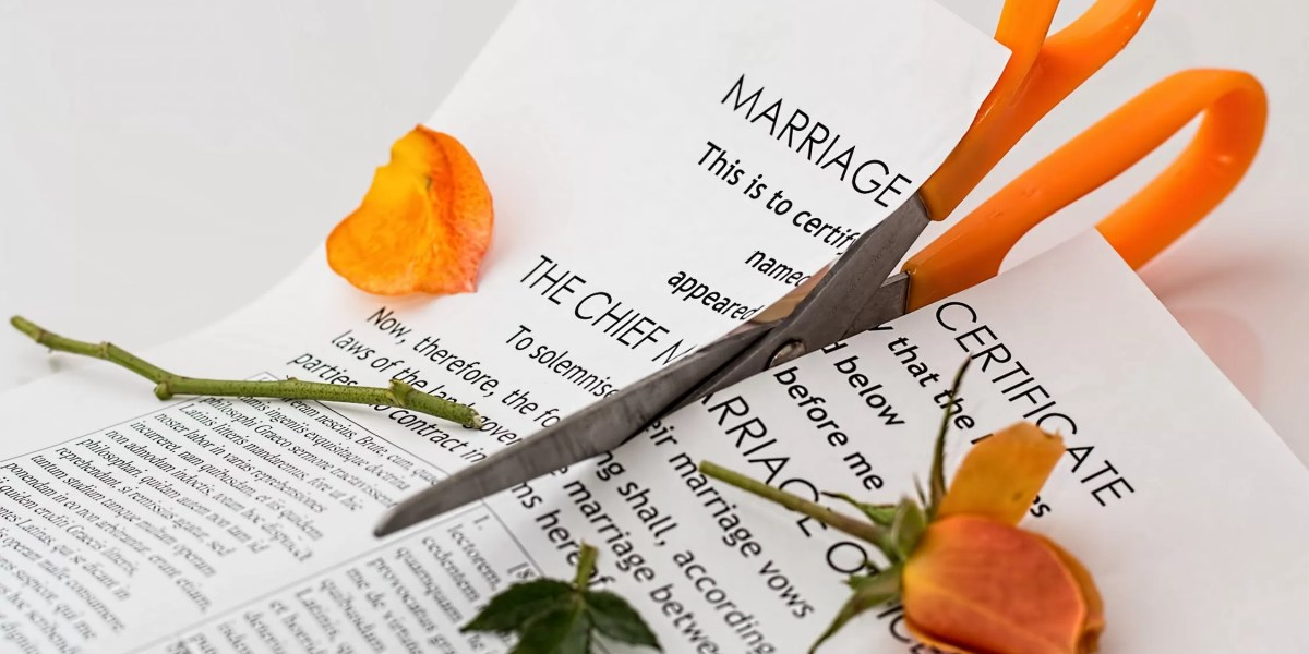 What is Involved in Divorce or Dissolution of Marriage