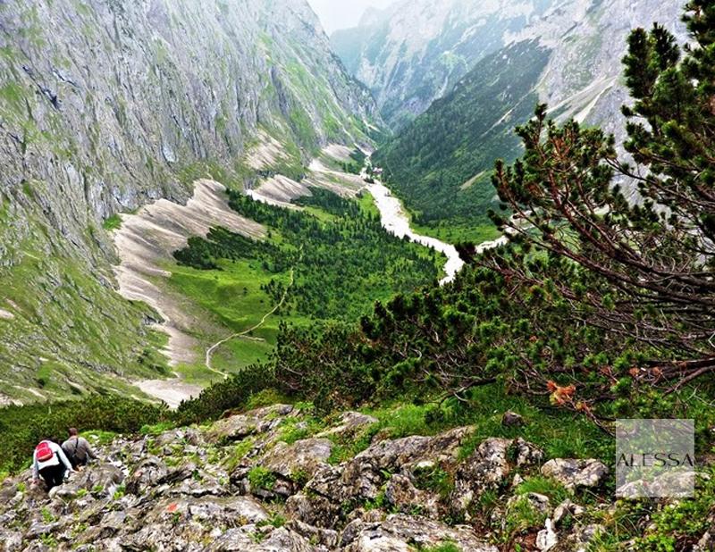 zugspitze dolina