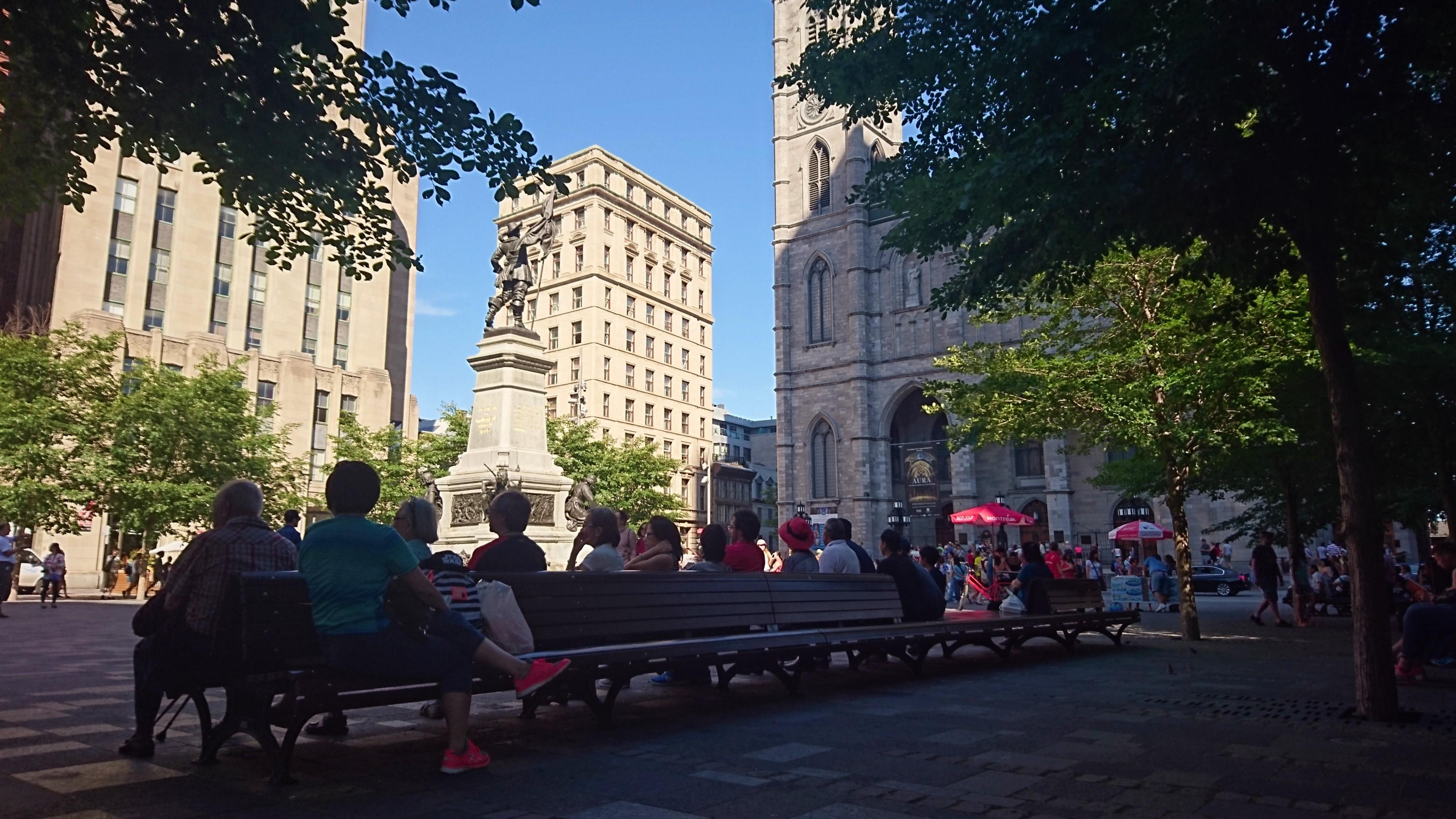 Park of Notre Dame