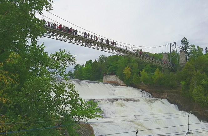 Montmorency falls at quebec alessa bernal i remember this place like one of the most amazing experiences ive had the pleasure of seen so i love traveling as much as people do know a days and i try solutioingenieria Image collections