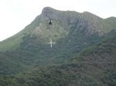 La croce torna sul Monte Prana