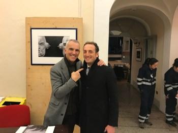 Federico Buffa al Teatro dell'Olivo