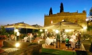 Il mio ristorante preferito, il Relais Chateaux Il Falconiere di Silvia Baracchi