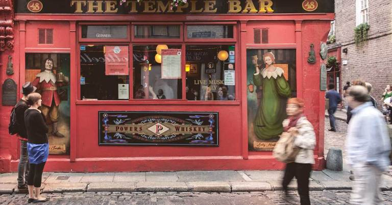 Irlanda - 30 sfumature di verde