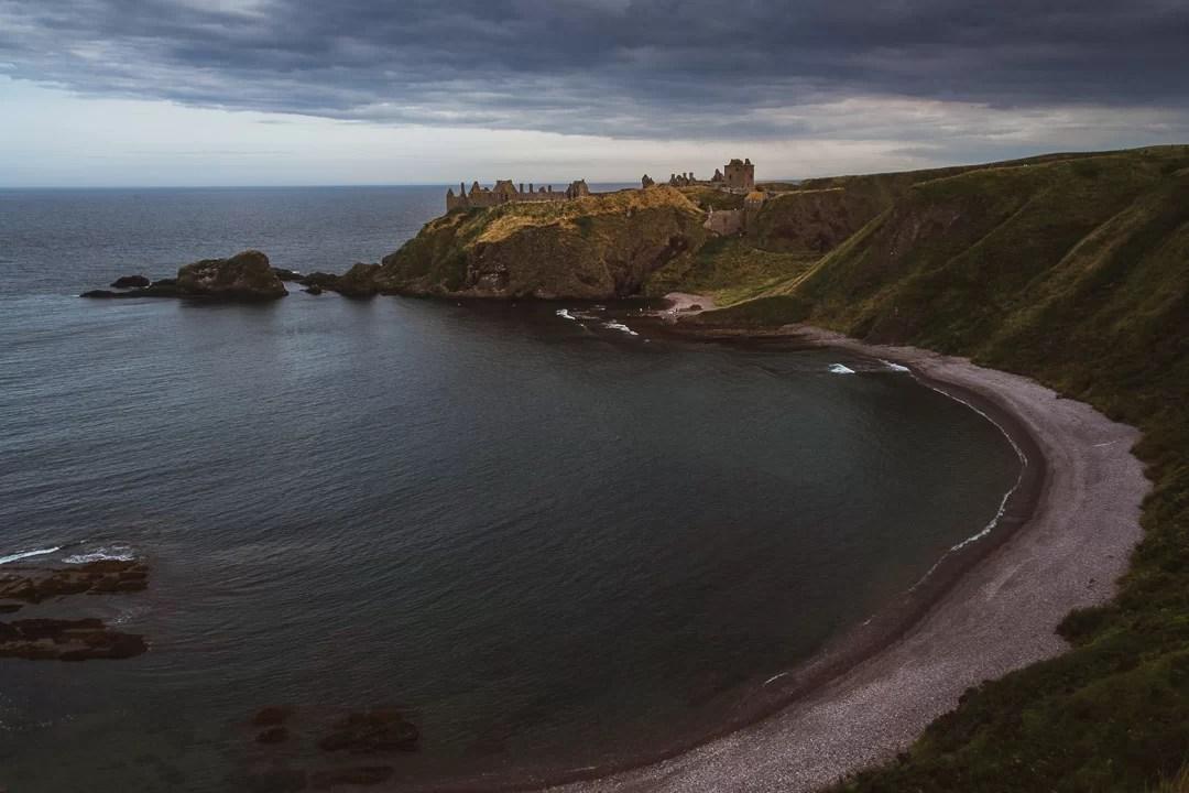 Scozia - Castello di Dunhottar