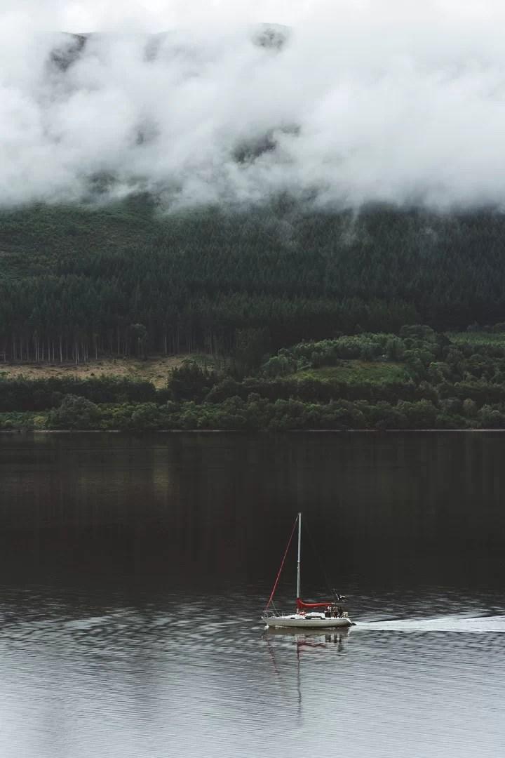 Scozia - Lago di Lochness