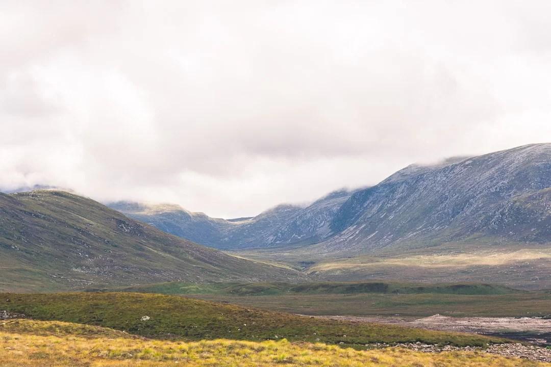 Scozia - Le Highlands