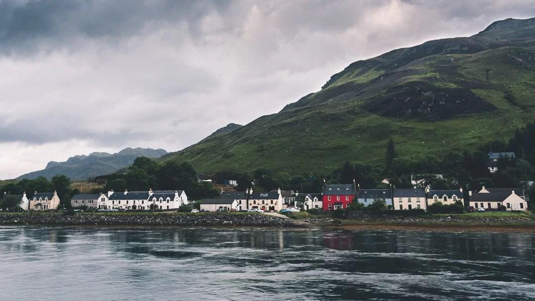 Scozia - Dornie