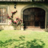 tuscan castle for weeding