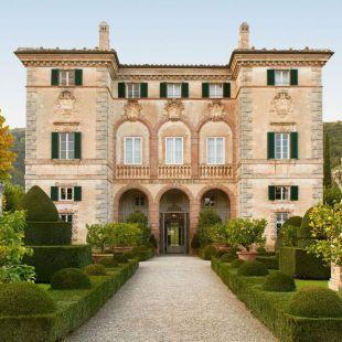 Villa Cetinale, Siena gardens