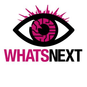 Whats next talk women in tech Vicenza logo