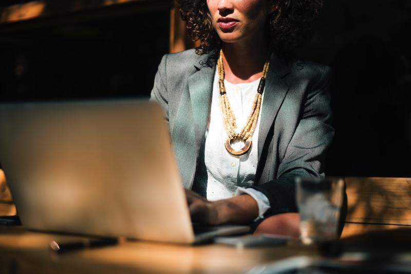 It won't be a joke anymore. Women in tech, let's step in!