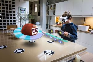 mixed reality tra virtual reality e augemented reality top trend in tech 2018