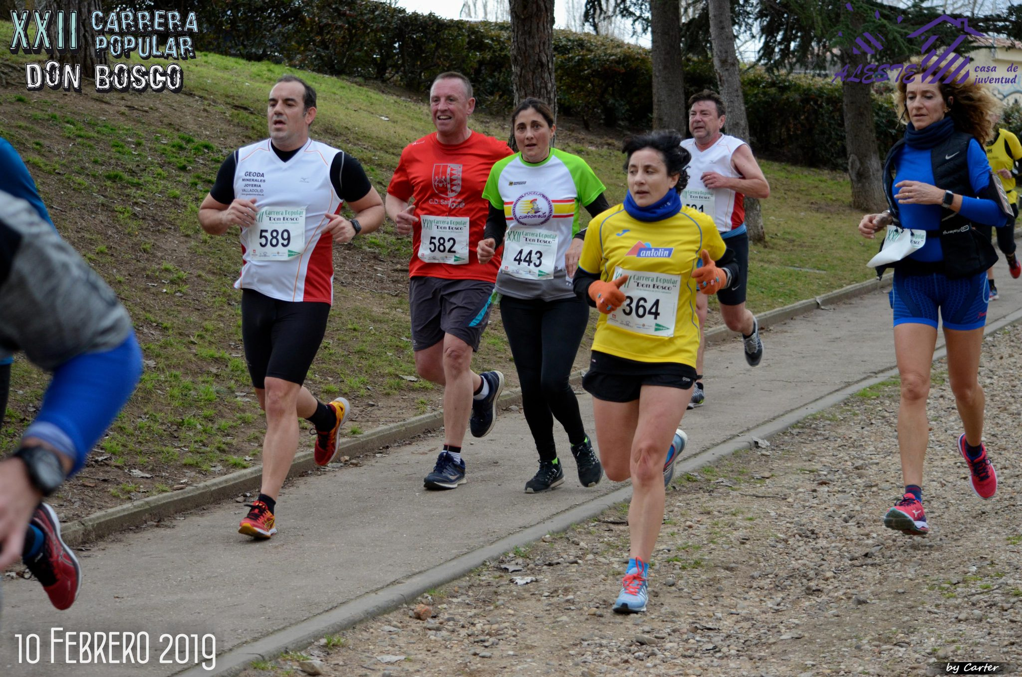 FOTOS XXII CARRERA POPULAR DON BOSCO 2019