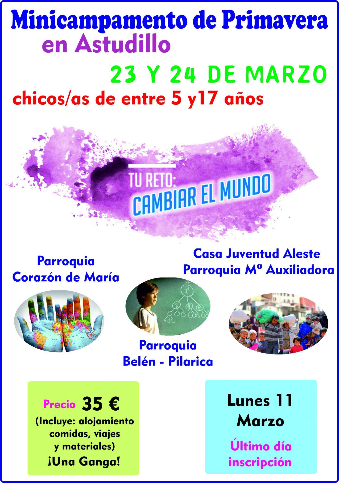 cartel minicampa 2019