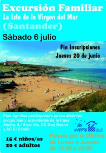 excursión a Santander