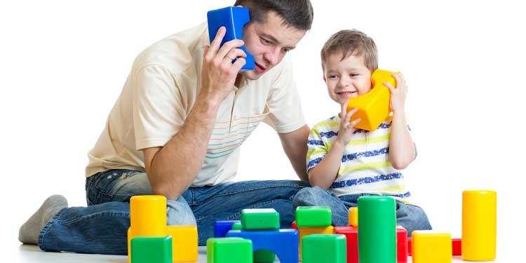 Speaking your child's language through creativity