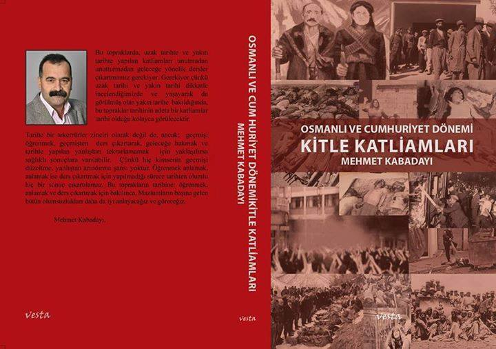 osmanli ve TC kitle katliamlari kitap DAB Alevi
