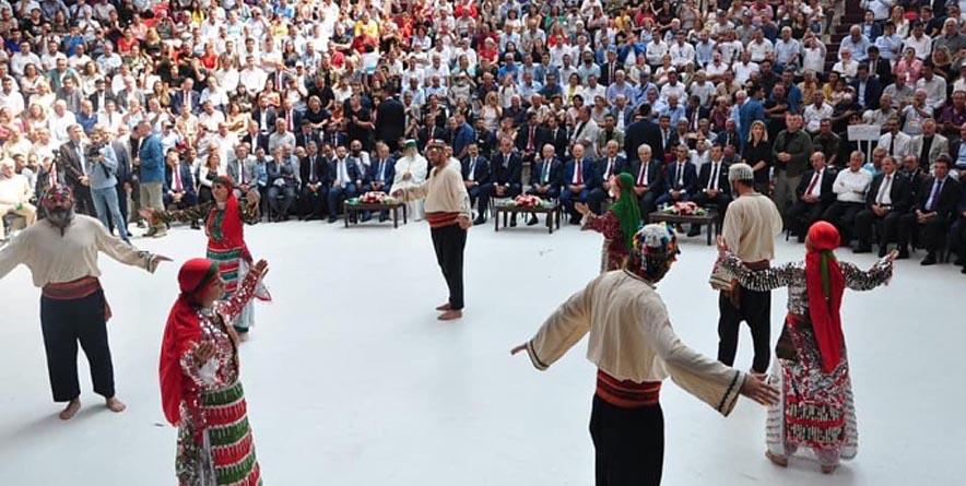 Alevi Çatı Örgütleri de Hacıbektaş Belediyesi'nin Yanında