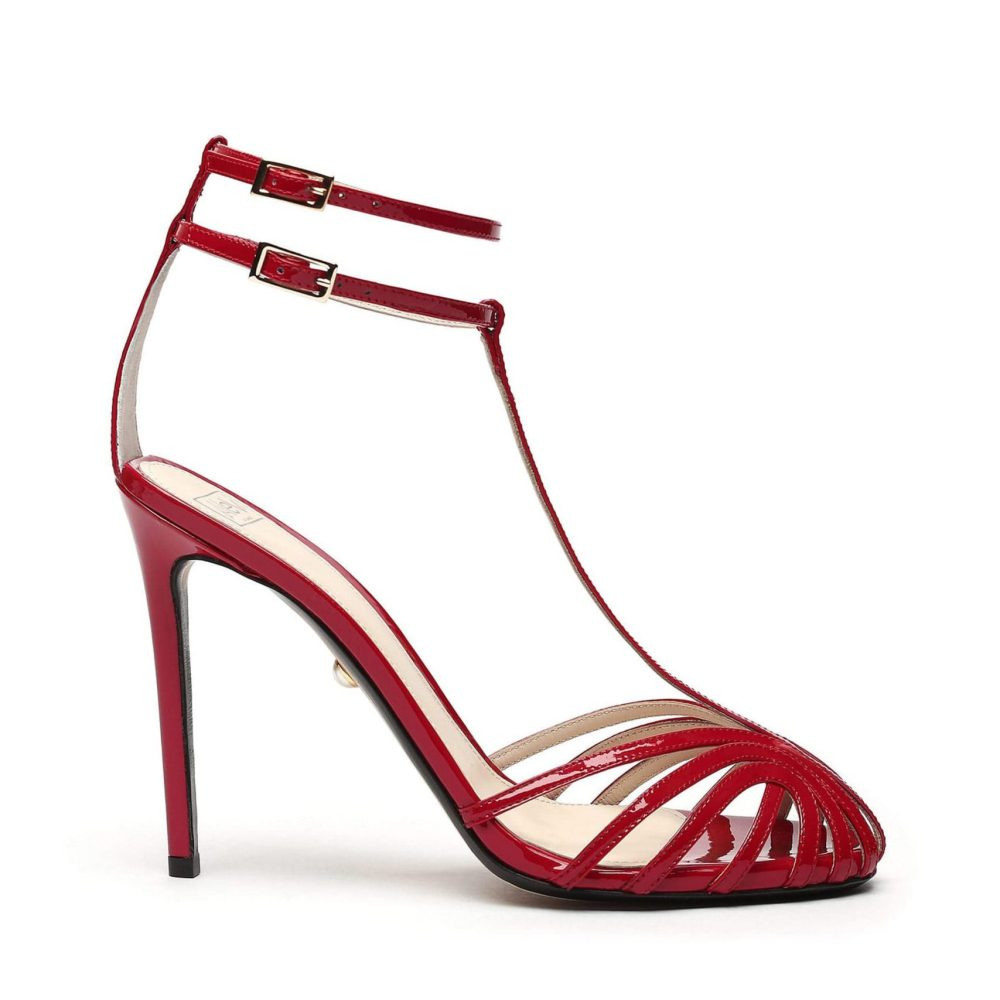 Stella patent red