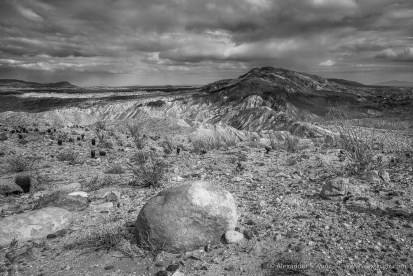 A Land Untamed -- Canyon Sin Nombre, Ocotillo, California, United States