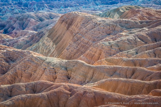 Borrego Badlands 16418 -- Vista Del Malpais, Borrego Springs, California, United States