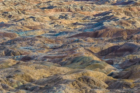 Tapestry -- Vista Del Malpais, Borrego Springs, California, United States