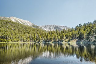 Dry Lake & San Gorgonio -- San Gorgonio Wilderness, San Bernadino National Forest, California, USA