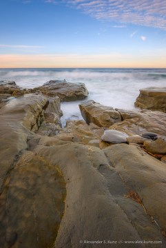 Windansea Morning 3 -- Windansea, La Jolla, California, United States